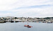 St Peter's Port, Guernsey, CHANNEL ISLANDS,  Friday, Parctice day, 2006 FISA Coastal Rowing  Challenge, 01/09/2006.  Photo  Peter Spurrier, © Intersport Images,  Tel +44 [0] 7973 819 551,  email images@intersport-images.com