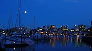 Quayside Harbor, Vanvouver, Canada