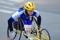 Jean Driscoll's First Boston Marathon Win 1990
