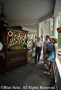Historic Player Organ, Mt. Gretna Playhouse, Lebanon Co., PA