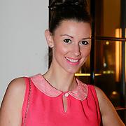 NLD/Amsterdam/20130601 - Modeshow Challimar, Danielle Frederiks - van Aalderen