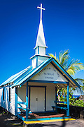 St. Peter's Catholic Church, Kailua-Kona, The Big Island, Hawaii USA