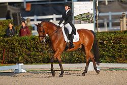 Luttjebor Corinda, NED, Endyrava<br /> Nederlands Kampioenschap dressuur<br /> Ermelo 2020<br /> © Hippo Foto - Sharon Vandeput<br /> 20/09/2020