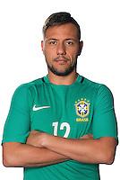 Football Conmebol_Concacaf - <br />Copa America Centenario Usa 2016 - <br />Brazil National Team - Group B - <br />Diego Alves Carreira