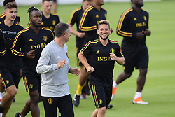 September 4, 2018 - Tubize, Belgique - Dries Mertens forward of Belgium (Credit Image: © Panoramic via ZUMA Press)
