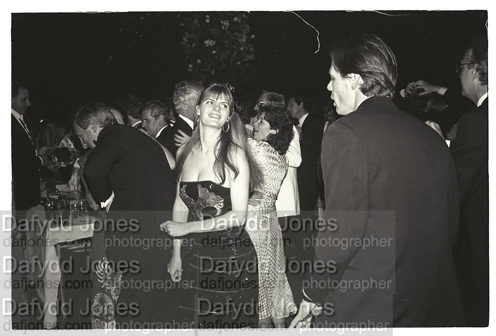 Susannah Constantine, Green Ball. Osterley, 1986.