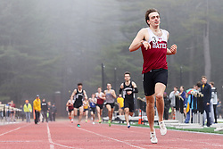 mens 1500 meters, Bates, Maine State Outdoor Track & FIeld Championships
