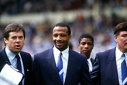 File Photo:  Former England forward Cyrille Regis has died aged 59. <br /> <br /> Cyrille Regis, Coventry City (c)