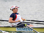Caversham Reading. UK. GBR W4X, Beth RODFORD.  GB Rowing 2011 World Cup team announcement,  Redgrave and Pinsent Lake.Wednesday  11/05/2011 [Mandatory Credit; Peter Spurrier/Intersport-images]