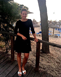 """Angelique Kerber releases a photo on Instagram with the following caption: """"Summer Night \u2600\ud83c\udf34\ud83d\ude0e"""". Photo Credit: Instagram *** No USA Distribution *** For Editorial Use Only *** Not to be Published in Books or Photo Books ***  Please note: Fees charged by the agency are for the agency's services only, and do not, nor are they intended to, convey to the user any ownership of Copyright or License in the material. The agency does not claim any ownership including but not limited to Copyright or License in the attached material. By publishing this material you expressly agree to indemnify and to hold the agency and its directors, shareholders and employees harmless from any loss, claims, damages, demands, expenses (including legal fees), or any causes of action or allegation against the agency arising out of or connected in any way with publication of the material."""