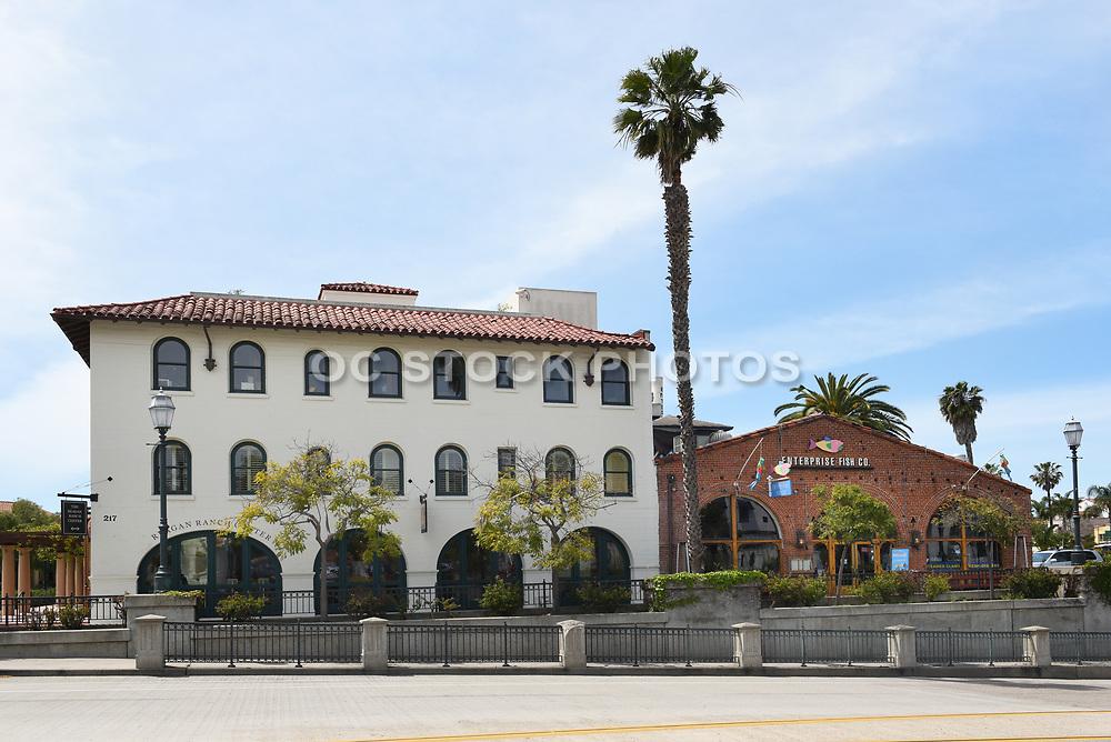 The Enterprise Fish Company and The Reagan Ranch Center Downtown Santa Barbara