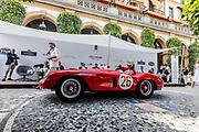 Como, Italy, Concorso d'eleganza Villa D'este, Ferrari 750 Monza , entrant Josè F. Fernandez , Modena