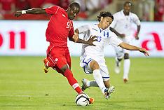 2012, June 12- World Cup Qualifier - Canada vs Honduras