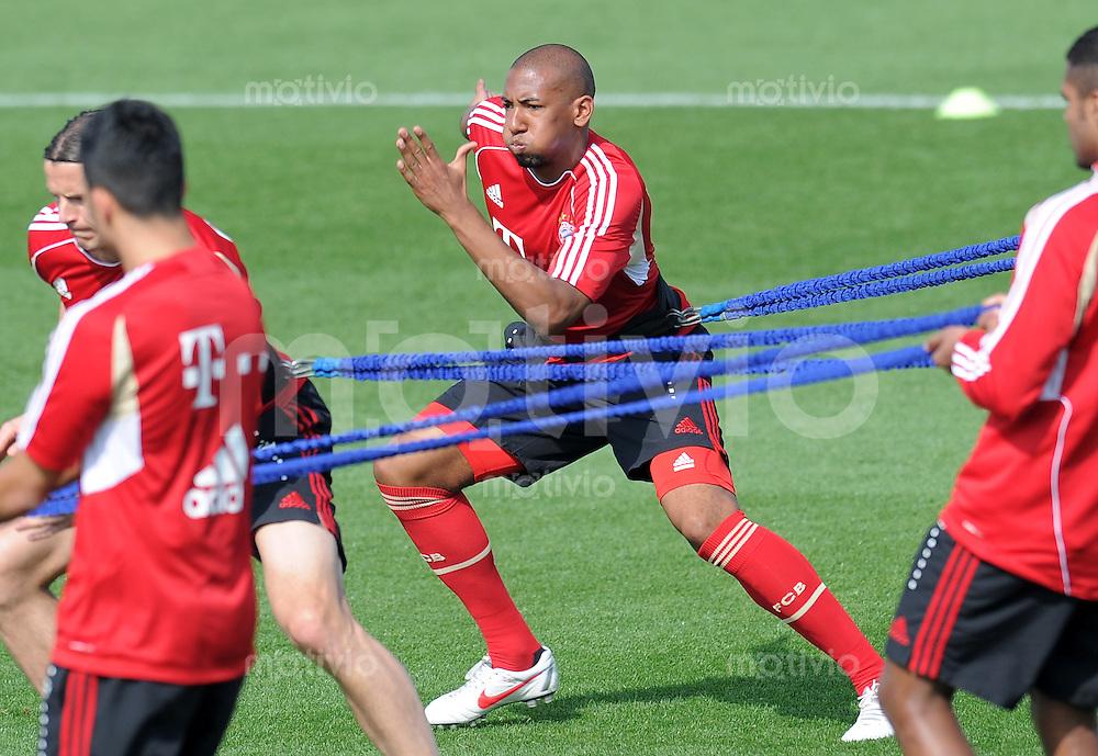 Fussball 1. Bundesliga:  Saison   2011/2012    Winter Trainingslager des FC Bayern Muenchen  05.01.2012 Jerome Boateng