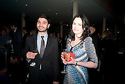 Alexandre Choueiri; Eilidh MacAskill; , Editor of Instyle. InStyle Best Of British Talent , Shoreditch House, Ebor Street, London, E1 6AW, 26 January 2011