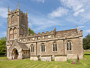 Church of Saint Mary, Hemington, Somerset, England, UK