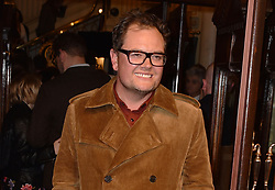 May 29, 2019 - London, United Kingdom - Alan Carr seen during The Starry Messenger' press night at Wyndham's Theatre in London. (Credit Image: © James Warren/SOPA Images via ZUMA Wire)