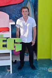 August 6, 2018 - Los Angeles, Kalifornien, USA - Josh Devine bei der Premiere des Kinofilms 'The Meg' im TCL Chinese Theatre. Los Angeles, 06.08.2018 (Credit Image: © Future-Image via ZUMA Press)