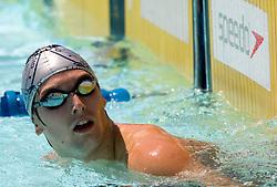 Toni Valcic during 10th International Swimming Competition Veronika 2011, on July 16, 2011, in Pod skalco pool, Kamnik, Slovenia. (Photo by Vid Ponikvar / Sportida)