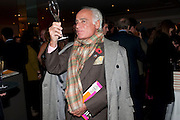JOHN STEFANIDES, Launch of Nicky Haslam's book Redeeming Features. Aqua Nueva. 5th floor. 240 Regent St. London W1.  5 November 2009.  *** Local Caption *** -DO NOT ARCHIVE-© Copyright Photograph by Dafydd Jones. 248 Clapham Rd. London SW9 0PZ. Tel 0207 820 0771. www.dafjones.com.<br /> JOHN STEFANIDES, Launch of Nicky Haslam's book Redeeming Features. Aqua Nueva. 5th floor. 240 Regent St. London W1.  5 November 2009.