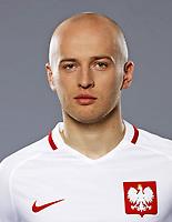 Uefa - World Cup Fifa Russia 2018 Qualifier / <br /> Poland National Team - Preview Set - <br /> Michał Pazdan
