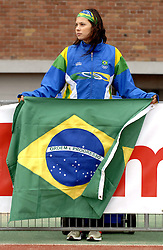 15-10-2006 ATLETIEK: MARATHON AMSTERDAM: AMSTERDAM<br /> Support voor Lima , publiek<br /> ©2006: WWW.FOTOHOOGENDOORN.NL