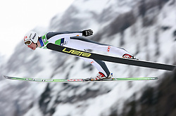 Johan Remen Evensen (NOR) at Flying Hill Team in 3rd day of 32nd World Cup Competition of FIS World Cup Ski Jumping Final in Planica, Slovenia, on March 21, 2009. (Photo by Vid Ponikvar / Sportida)