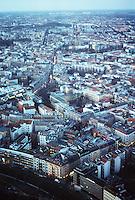 Berlin februar 2012.<br /> Utsikt over Berlin.<br /> Foto: Svein Ove Ekornesvåg