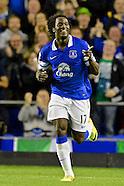 Everton v Newcastle United 300913