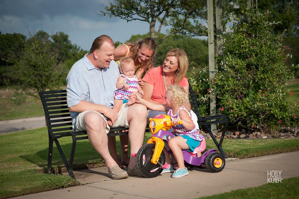 Family in Frisco Texas