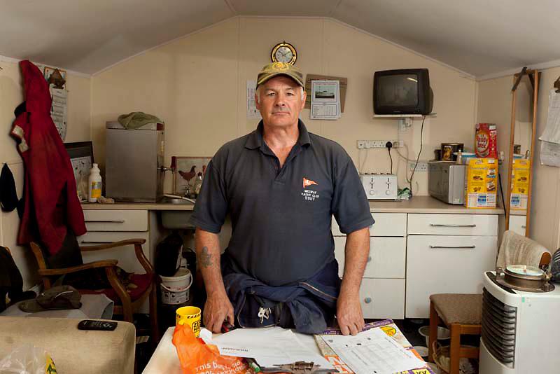 112112/14 Sea People Project - Steve Porter, Boatswain, Medway Yacht Club, Kent
