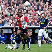 NLD/Rotterdam/20100919 - Voetbalwedstrijd Feyenoord - Ajax 2010, Georginio Wijnaldum
