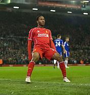 Liverpool v Chelsea 200115
