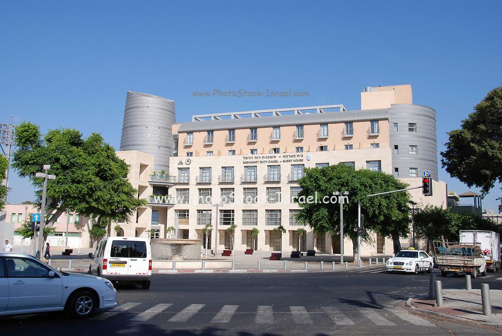 Israel, Tel Aviv Mishkenot Ruth Daniel Guest House - Jaffa part of the Israel Youth Hostel and guest houses association, Shderot Yerushalayim, Jaffa