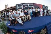 Entrega de los premios nacionales de vela Terras Gauda 2014-2015