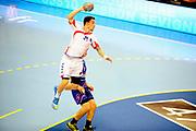 DESCRIZIONE : Handball Tournoi de Cesson Homme<br /> GIOCATORE : HONRUBIA Samuel<br /> SQUADRA : Paris<br /> EVENTO : Tournoi de cesson<br /> GARA : Paris Cesson<br /> DATA : 07 09 2012<br /> CATEGORIA : Handball Homme<br /> SPORT : Handball<br /> AUTORE : JF Molliere <br /> Galleria : France Hand 2012-2013 Action<br /> Fotonotizia : Tournoi de Cesson Homme<br /> Predefinita :