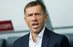 Srecko Katanec, head coach of Slovenia during the EURO 2016 Qualifier Group E match between Slovenia and England at SRC Stozice on June 14, 2015 in Ljubljana, Slovenia. Photo by Vid Ponikvar / Sportida