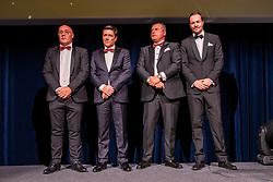 Equi Gala, Maenhaut Wim, Detry Stephan, Philippaerts Ludo, Orlans Olivier<br /> Equigala - Brussel 2020<br /> © Hippo Foto - Dirk Caremans<br /> 21/01/2020