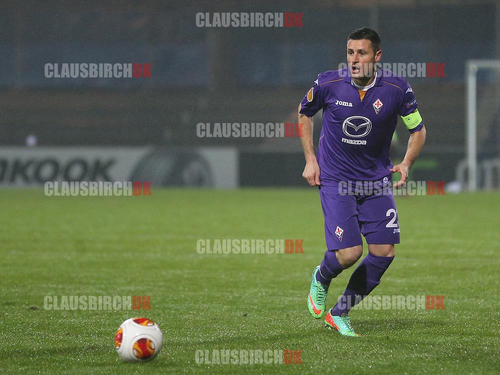 Anfører Manuel Pasqual (Fiorentina).