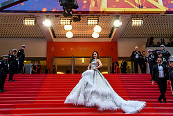Jessica Jung attends the opening ceremony and screening of The Dead Don't Die during the 72nd Cannes Film Festival on May 14, 2019 in Cannes, France. Photo by Ammar Abd Rabbo/ABACAPRESS.COM