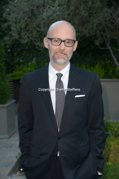 Moby arrives at the Mercy For Animals' Annual Hidden Heroes Gala on September 10, 2016 at Vibiana, Los Angeles, California (Photo: Charlie Steffens/Gnarlyfotos)