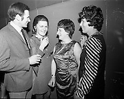 20/04/1970<br /> 04/20/1970<br /> 20 April 1970<br /> Tynagh Mines Dinner Dance at Loughrea, Co. Galway. Mr. J.S. Schmiler; Mrs J.S. Schmiler; Mrs D. Powell and Mrs Geary.