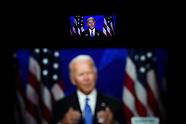 Virtual stream of Joe Biden Democratic National Convention Speech