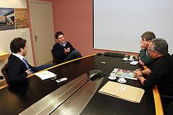 M·rcio Callage e Pedro Bartelle. Foto: Marcos Nagelstein/Preview.comPedro Bartelle, diretor de marketing do Grupo Vulcabrás / Azaléia. FOTO: Marcos Nageltein / Preview.com