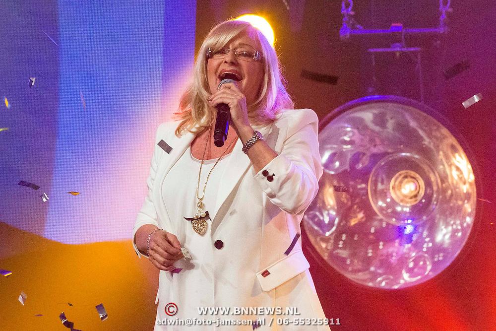 NLD/Amsterdam//20140331 - Uitreiking Edison Pop 2014, Corrie Konings