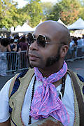 August 22, 2015- Brooklyn, NY-United States:  Recording Artist Daniel Chavis attends the 2015 AFROPUNK Festival on August 22, 2015 held at Commodore Barry Park in Brooklyn, New York City.  AFROPUNK is an influential community of young, gifted people of all backgrounds who speak through music, art, film, comedy, fashion and more. Originating with the 2003 documentary that highlighted a Black presence in the American punk scene, it is a platform for the alternative and experimental.(Terrence Jennings/terrencejennings.com)