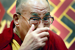 17 May 2013. New Orleans, Louisiana,  USA. .His Holiness the 14th Dalai Lama in New Orleans for the 'Resiliance - Strength through Compassion and Connection' conference. Photo; Charlie Varley.