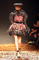 McQ Alexander McQueen show A/W 2012 at London Fashion Week