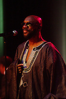 Isaac Hayes, Memphis 2007