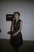 Mrs. Ines Cusi, Dali and Film. Tate Modern. 30 May 2007.  -DO NOT ARCHIVE-© Copyright Photograph by Dafydd Jones. 248 Clapham Rd. London SW9 0PZ. Tel 0207 820 0771. www.dafjones.com.